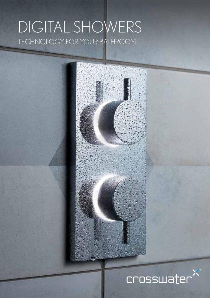 Crosswater Digital showers - Excel Plumbing