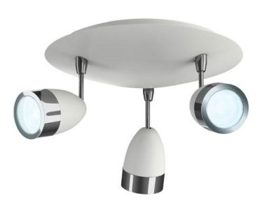 HIB Cirro 3 Lamp LED Spotlight - Cool White