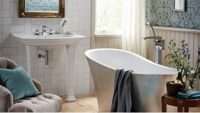 Blenheim by Heritage Bathrooms