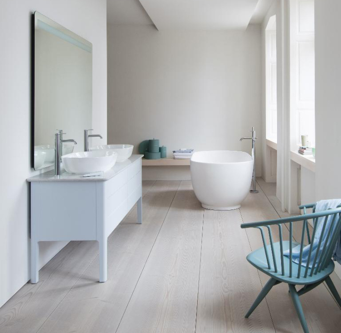 A wide range of baths from Duravit - Excel Plumbing