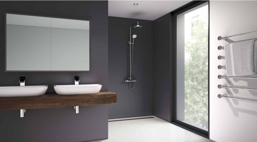 Excel Plumbing Supplies Ltd Shower Bathroom Wall Panels