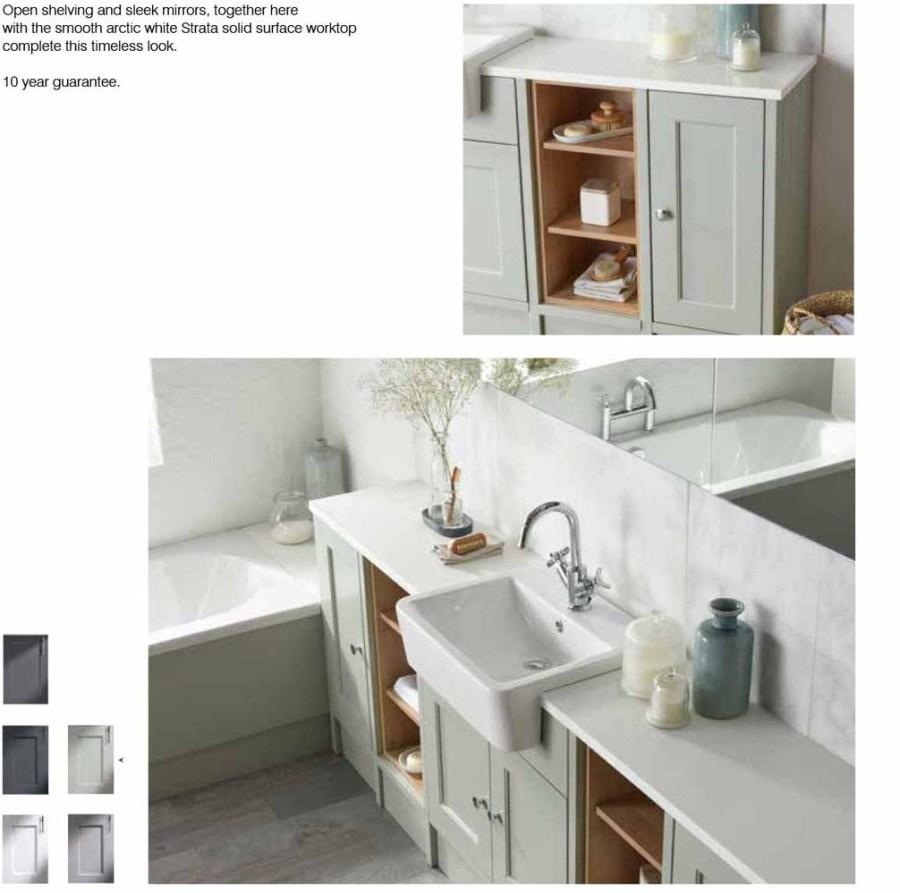 Excel Plumbing Supplies Ltd - Vanity Units
